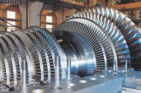 Steam-Turbine